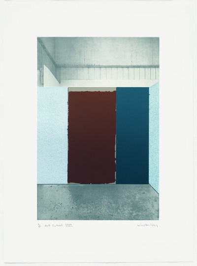 Paul Winstanley, 'Art School VIII', 2016