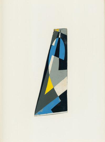 Armando Barrios, 'Boceto (abstracto) para obra No. 211', 1952