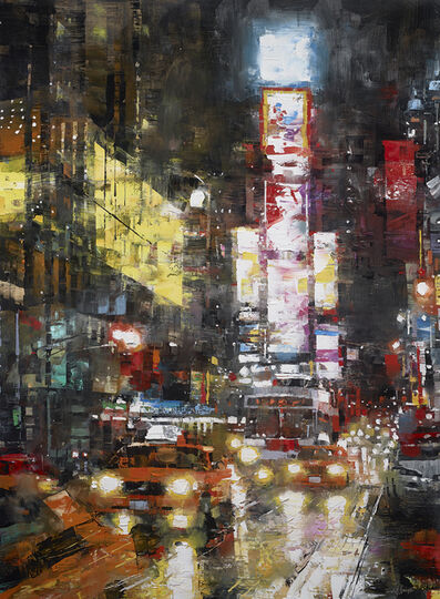 Mark Lague, 'Manhattan Night', 2019
