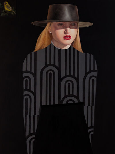 Jennifer Nehrbass, 'Antonia', 2020