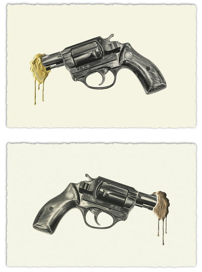 Elizabeth Waggett, 'She Pulled a Pistol From Her Knickers (now and then)', 2018