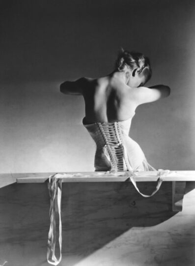 Horst P. Horst, 'The Mainbocher Corset', 1939
