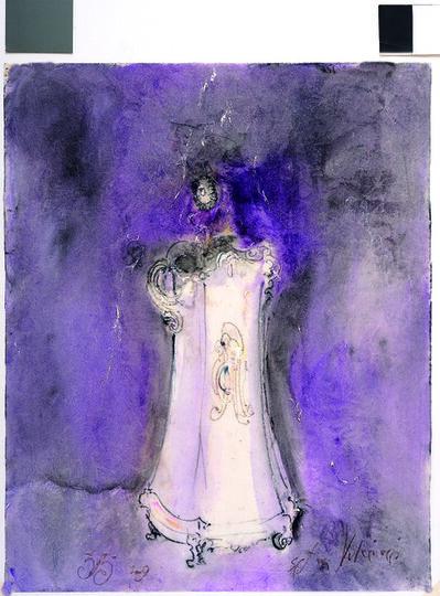 SRĐAN VUKČEVIĆ, 'A Versailles Vase', 2009