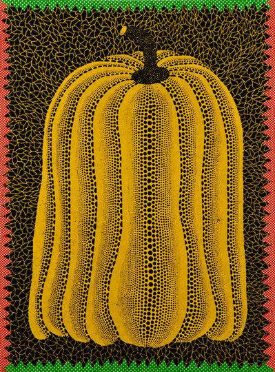 Yayoi Kusama, 'Pumpkin', 1988
