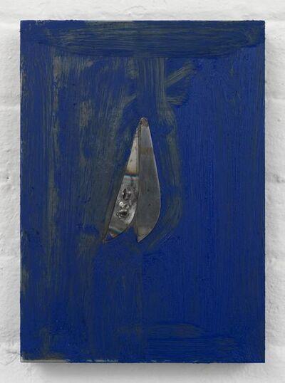 Erik Lindman, 'Untitled (Pallet Knife)', 2016