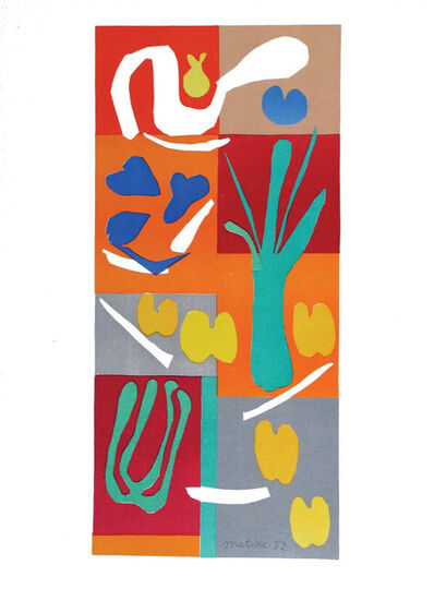 Henri Matisse, 'Végétaux', 1954