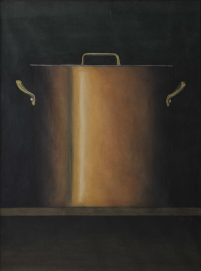Maceo Mitchell, 'Untitled (Copper Pot)', 1982