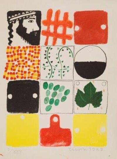 Joe Tilson, 'Untitled', 1982