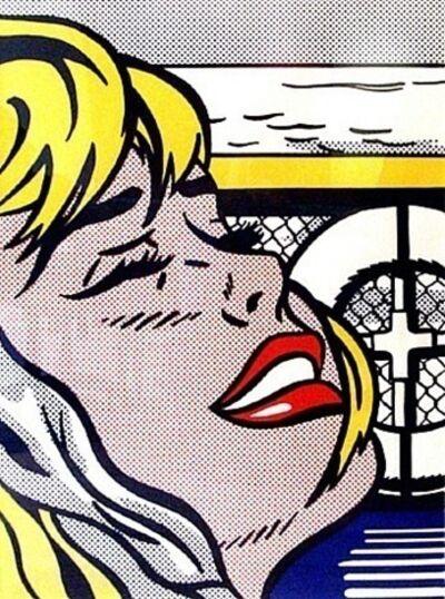 Roy Lichtenstein, 'Ship Board Girl', 1965