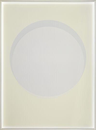 Olafur Eliasson, 'Large watercolour purple circle', 2015