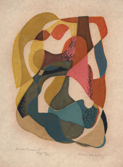 Morris Blackburn, 'Reverse Movement 1947', 1947