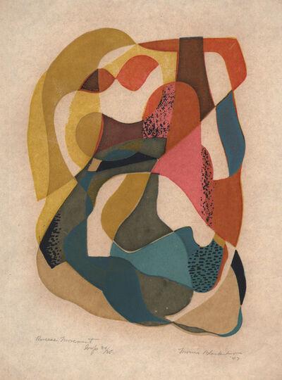 Morris Blackburn, 'Reverse Movement', 1947