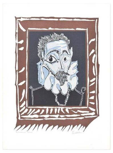 (After)Pablo Picasso, 'Homme à la Fraise', 1973
