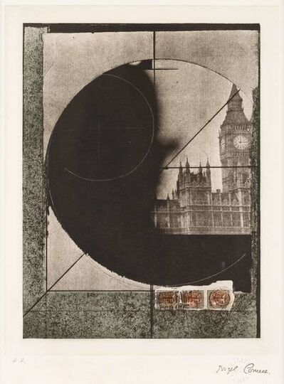 Joseph Cornell, 'Untitled (Derby Hat)', 1972