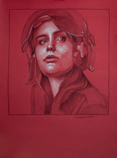 Kathrin Longhurst, 'Pilot Girl 29', 2020