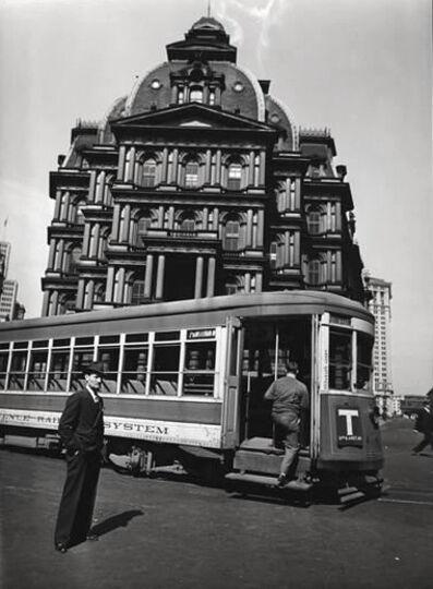 Berenice Abbott, 'Old Post Office', 1938