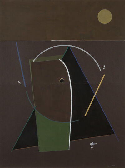 Edward Schteinberg, 'Composition, Untitled #5'