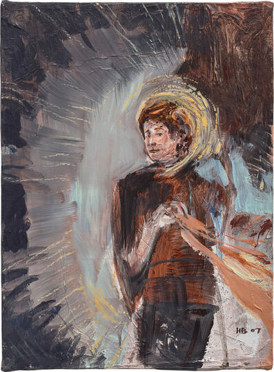 Hernan Bas, 'The Patron Saint of Velvet', 2007