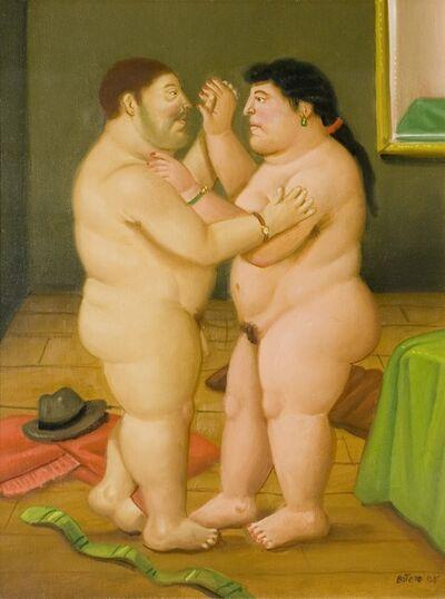 Fernando Botero, 'La Danse', 2005