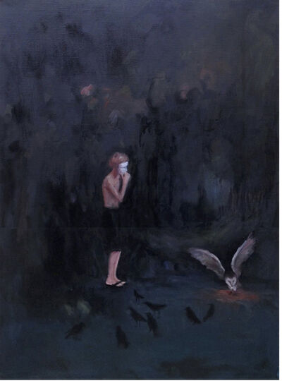 Sandrine Rondard, 'La chouette', 2017