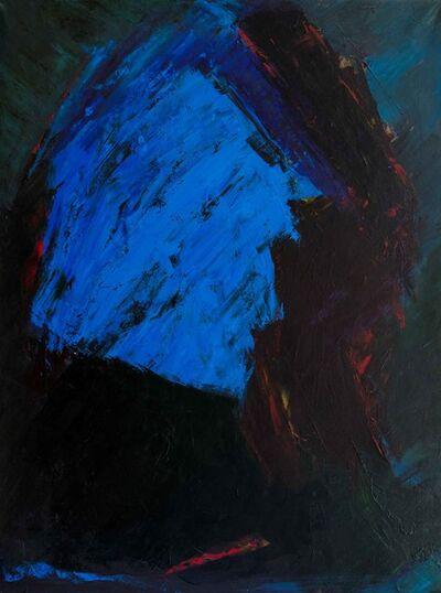 Barnett Suskind, 'Evening Blue'