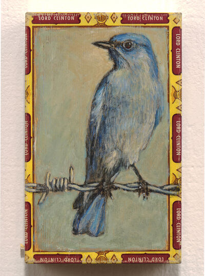 Ed Musante, 'Mountain Bluebird / Lord Clinton', 2019