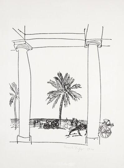 Raoul Dufy, 'La Palais de la Méditerranée', ca. 1950