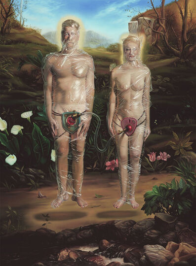 David Michael Bowers, 'Safe Sex'