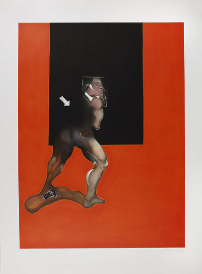 Francis Bacon, 'Study from Human Body, 1992', 1992