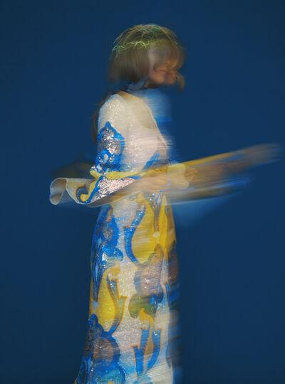 Erik Madigan Heck, 'Untitled, The Garden (Blue & Yellow Studio), The Garden', 2019