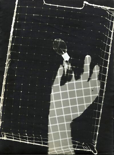Charles W. Niedringhaus, 'Photogram of Hand', 1939/1939