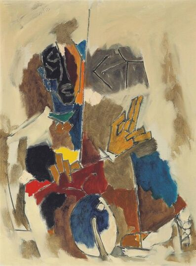 M. F. Husain, 'Untitled', 1967