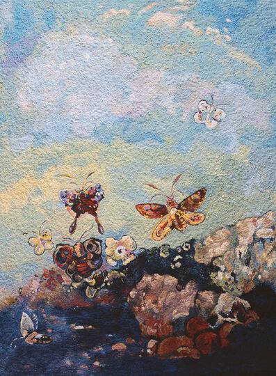 Vik Muniz, 'Pictures of Pigment: Butterflies, after Odilon Redon', 2006