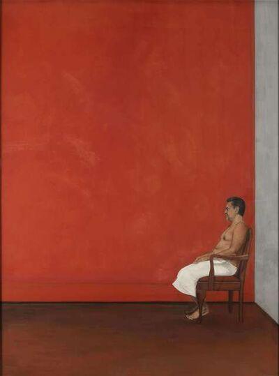 Desmond Lazaro, 'A Portrait in Red', 2011