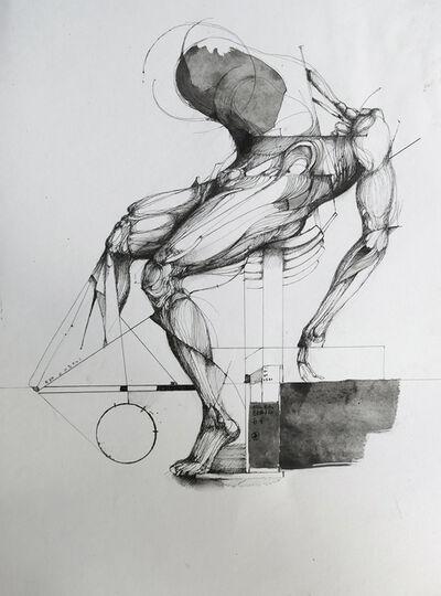 Eric Lacombe, 'Anomalie 20', 2017