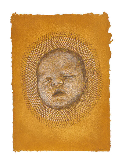 Walter Oltmann, 'Sleeping Infant', 2015