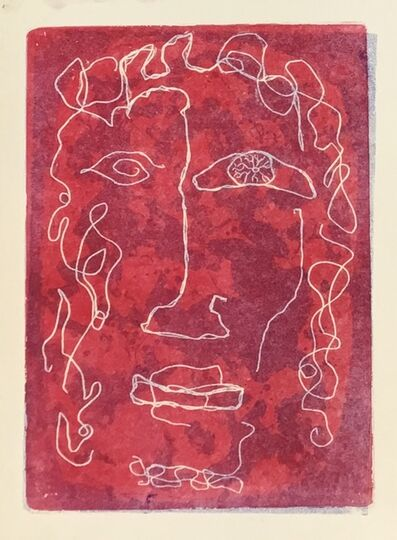 Maltby Sykes, 'Medusa White (unframed)', 1911-92