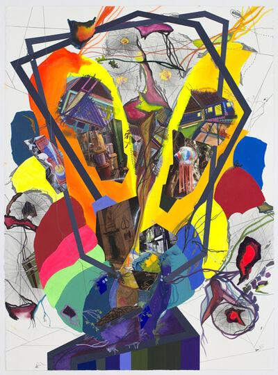 Franz Ackermann, 'Hotel CITY BREAK', 2015