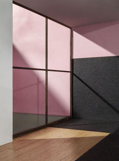 James Casebere, 'Reception Room', 2017