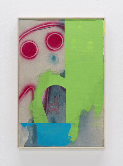 Edgar Orlaineta, 'Dada Head X', 2016
