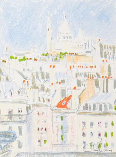 Nathalie Chabrier, 'Le Coeur de Paris', 1982