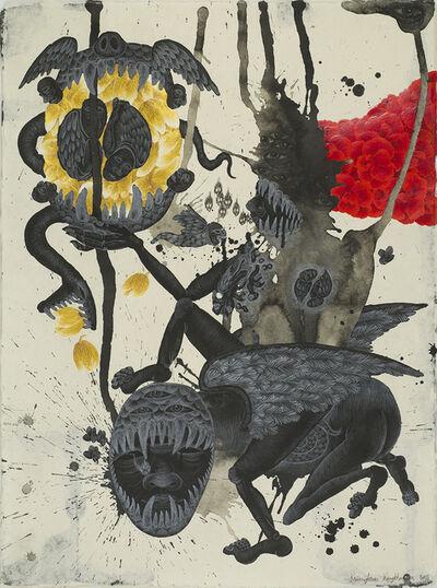 Kriangkrai Kongkhanun, 'The Golden Flower, Chapter 4 The Guardian', 2015