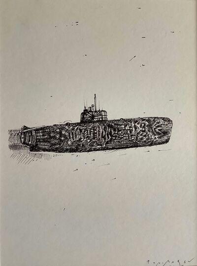 Alexander Ponomarev, 'Sea stories. 4', 1990-2000