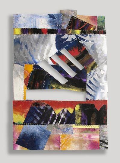 Sam Gilliam, 'Peru Collage II', 2000