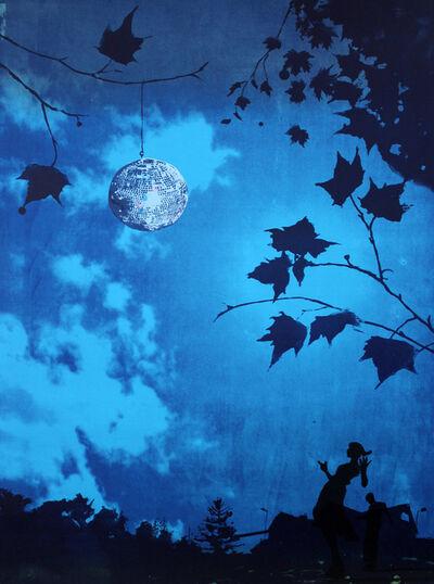Anna Marrow, 'Under a Glitterball Moon ', 2019