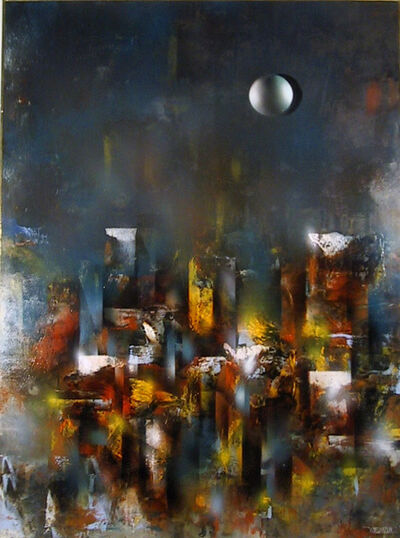 Leonardo Nierman, 'Ruins', ca. 1975