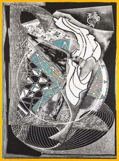Frank Stella, 'Jonah Historically Regarded', 1991