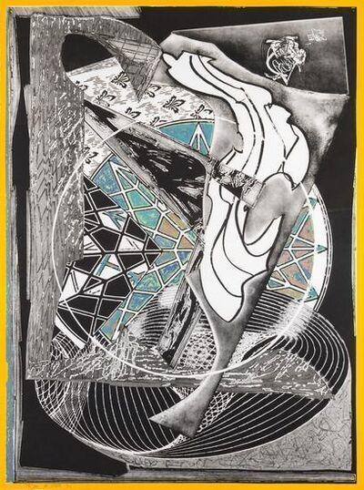Frank Stella, 'Jonah Historically Regarded', 1991