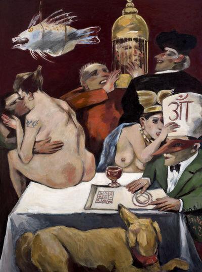 Frenkiel Stanislaw, 'Incantations', 1993