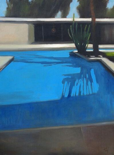 Scott Yeskel, 'Modern House Pool', 2015